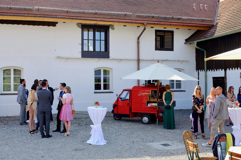 Hochzeit Forster